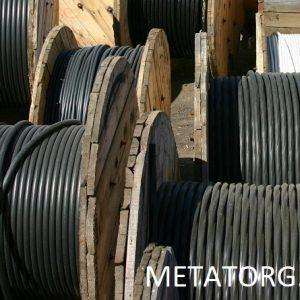 Провода силовые АПвБШв