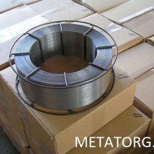 Проволока стальная сварочная Св-01Х23Н28М3Д3Т