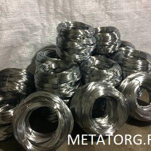 Проволока стальная сварочная Св-04Х19Н11М3