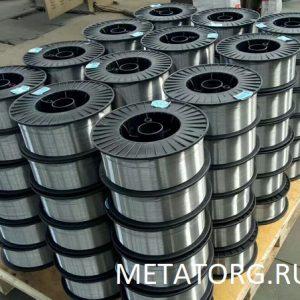 Проволока стальная сварочная Св-07Х25Н12Г2Т