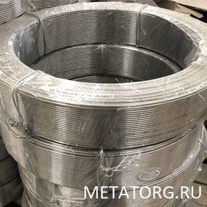 Проволока стальная сварочная СВ-08Х14ГН