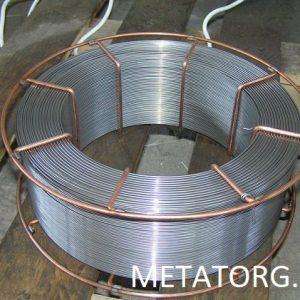 Проволока стальная сварочная Св-08Х16Н8М2