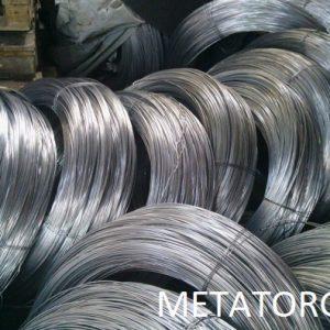 Проволока стальная сварочная Св-08Х18Н8Г2Б
